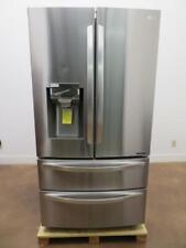 """LG LMXS28626S 36"""" 4Door French Door Refrigerator 27.8 cu.ft Capacity Pictures"""