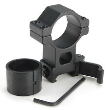 Tactical High Profile 30mm 1inch Scope Ring Weaver Picatinny Rail Mount For Rifl