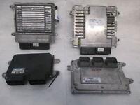 2002 Civic Engine Computer Control Module ECU 128K Miles OE (LKQ~200099513)