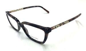$325 Burberry Brown Eyeglasses Frames Glasses Lens Italy B 2246 3624 51-15-140