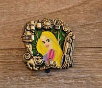 Disney WDI Stained Glass Princess Series Tangled Rapunzel Pin Le 300