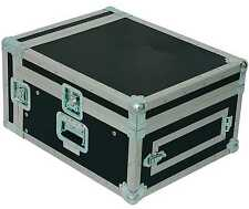 "5/12HE 19"" Winkelrack Kombicase L-Rack DJ-Rack Mixercase All-In-One-Rack DJ-Case"