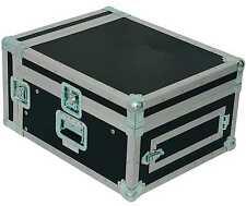 "5/12HE 19"" Winkelrack Kombicase L-Rack DJ-Rack Mixercase All-In-One-Rack DJ-Case"
