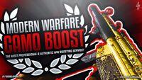 Call of Duty: Modern Warfare Gold and Platinum Guns PS4/XBOX/PC