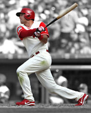 Philadelphia Phillies RHYS HOSKINS Glossy 8x10 Photo Spotlight Print Poster