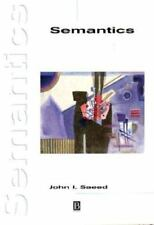 Semantics (Introducing Linguistics)-ExLibrary