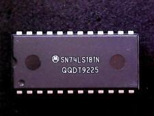 SN74LS181N - Motorola Arithmetic Logic Unit 74LS181 (DIP-24)