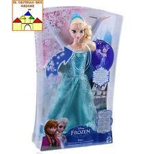 ELSA CANTA CON ME - Frozen il Regno di Ghiaccio Disney Bambola 30cm Mattel CJJ10