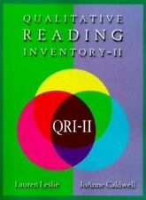 Qualitative Reading Inventory Vol. II by Lauren Leslie and JoAnne Caldwell...