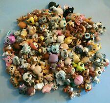 Littlest Pet Shop Surprise Random Lot LPS Rares 4pc Pets Cats Dogs Authentic Bow