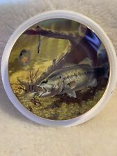 Missed Opportunity Bass Beauties Danbury Mint Collector Plate