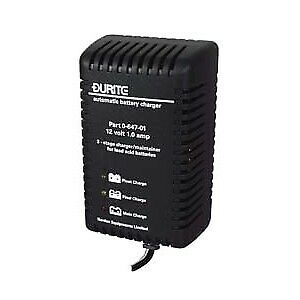 Durite Automatic Battery Charger – 24V 1.5A