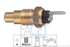 FACET Sensor Kühlmitteltemperatur Temperatursensor Made in Italy - OE Equivalent