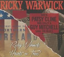 When Patsy Cline Was Crazy (And Guy Mitchell Sang the Blues)/Hearts on Trees by Ricky Warwick (CD, Feb-2016, 2 Discs, Nuclear Blast)