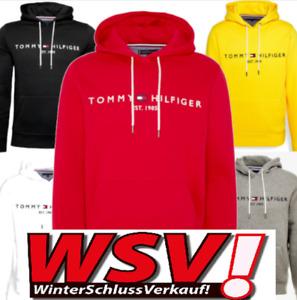 Tommy Hilfiger Herren Hoody Kapuzenpullover Hoodie Pullover S M L XL XXL