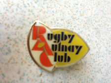 Pin's pin RUGBY AULNAY CLUB  ( ref 052 )