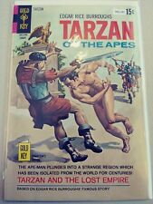 TARZAN OF THE APES 194 VG/FINE GOLD KEY 1970 PA2-292