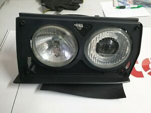 Hella Headlight Lancia Delta Integral Evo Left with Electric Actuator