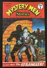 Mystery Men Stories 1st Print - Low Print Run, Only 4850 & No 2nd Printing 1996