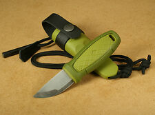 Morakniv Eldris Green Neck Knife Kit Taschenmesser Outdoormesser Survival R84