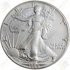 1989 1 oz American Silver Eagle – Brilliant Uncirculated – SKU #1383