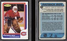 1986 Patrick Roy Rookie