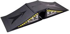 Hudora Skater Rampen-Set für Skateboard, Waveboard, Skaterrampe 3tlg, 11116