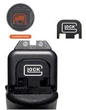 Cover Ornement decoration culasse gravé GLOCK pour glock 17 19 34 (gen 1 - 4 )