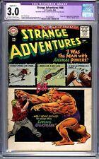 Strange Adventures #180 - CGC Graded 3.0 (GD/VG) 1965 - First App Animal Man
