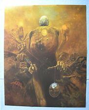 "Zdzislaw Beksinski Big Art Poster 23.6/"" x 29/""  60x74cm"