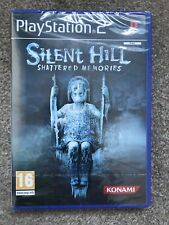 PlayStation 2: Silent Hill: Shattered Memories (Factory Sealed Condition) UK PAL