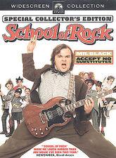 The School of Rock (DVD, 2004, Full Frame)