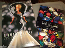 All 5 Barbies in Jewel Essence Bob Mackie Collection