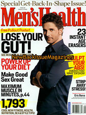 Men's Health 9/09,Eric Bana,September 2009,NEW