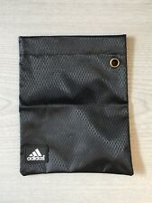 New ADIDAS Sennhiser Earphone Headphones Soft Carry Case Bag Skin Cover Black