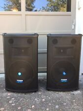 Mackie SR1521z Powered Loudspeakers (2) with padded covers