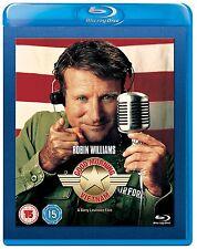 Good Morning, Vietnam (BLU-RAY DVD) ROBIN WILLIAMS ( BRAND NEW & SEALED )