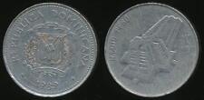 Dominican Republic, Republic, 1989 1/2 Peso (National Culture) - Very Fine