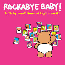 Rockabye Baby - Lullaby Renditions of Taylor Swift [New CD]