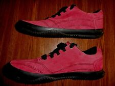 WONDER WALKERS RED SHOES WOMEN'S SIZE 7 1/2 M
