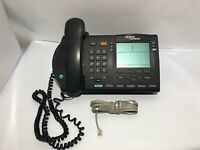 Nortel Meridian M3904 NTMN34GA70 Telecom Office Phone Charcoal, Professional