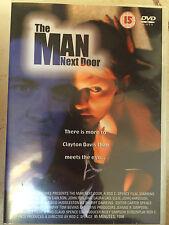 Virginia Mayo Karen Carlson MAN NEXT DOOR ~ 1997 Thriller UK DVD