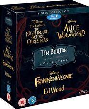 Tim Burton Collection (Blu-ray) *BRAND NEW*
