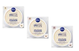 Nivea Hyaluron Cellular 3in1 Pflege Cushion 15ml - Make-Up LSF15