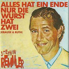 """7"""" STEPHAN REMMLER - Alles hat ein Ende... >TOP UNGESPIELT MINT<"""
