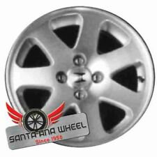 "15"" INCH CHROME HONDA CIVIC 1999 2000 OEM Factory Original Alloy Wheel Rim 63793"