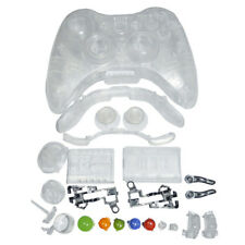 Full Housing Shell Case Button Kits for XBOX 360 Wireless Controller Replacement