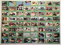 Grease Movie Series 2 Vintage Card Set 66 Cards Topps 1978