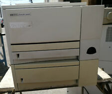 HP LaserJet 2200DTN Printer 31K PAGE COUNT. W/ POWER & USB CABLES.