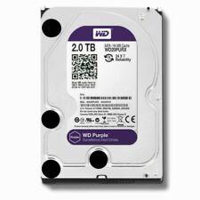 """Western Digital WD Purple 2TB Internal Hard Drive HDD SATA Ⅲ CCTV 7200RPM 3.5"""""""